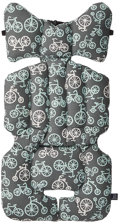LITTLE SEEDS(リトルシード) ベビーカーシート bicycle 2か月~